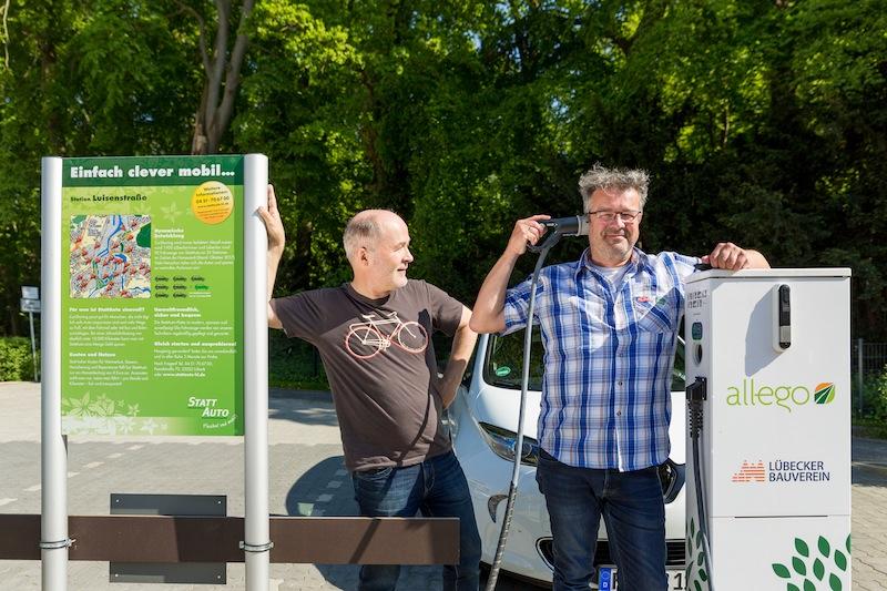 StattAuto eG, Lübeck - Raiffeisen-Tour 2018