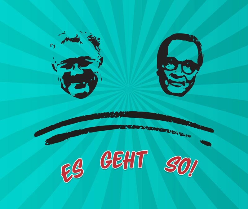 "Podcast ""Es geht so"""